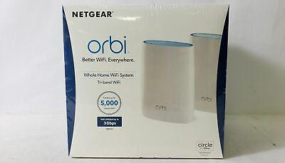 Netgear - Orbi™ Tri-band Wi-fi System  - White