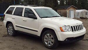 Grand Cherokee Diesel 2008
