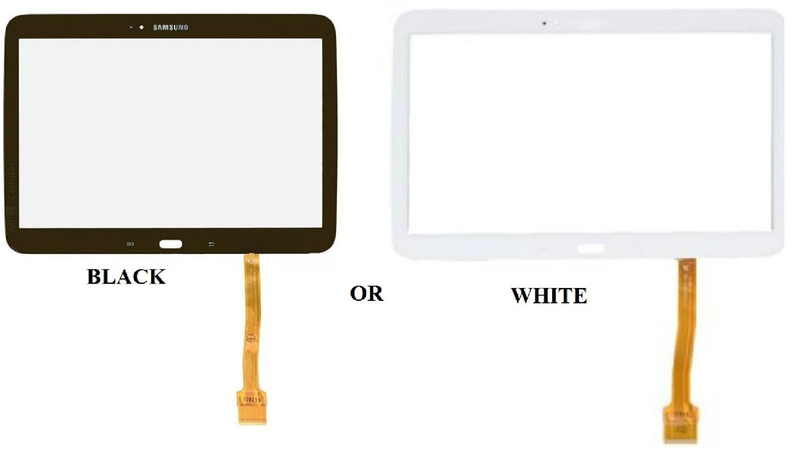 Touch Glass Screen Digitizer Replacement Part For Samsung...