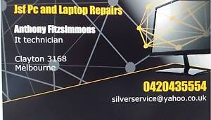 Pc and Mac data recovery Clayton Monash Area Preview