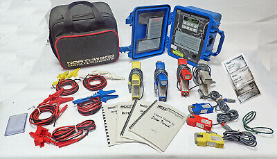 Rcc Northwood Datalogger Model Interlogger In 750 V Max W Key Cards More