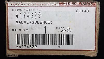 Hitachi 4174329 Ckd Ag33 01 2 0.7 Psi 24vdc Solonoid Valve
