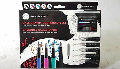 Manuscript Calligraphy Compendium Pen Set 30pcs MC150