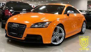 2012 Audi TTS 2.0T (S tronic) QUATTRO LOCAL CAR RARE COLOUR