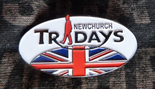 PIN Triumph Tridays Newchurch Tiger 800 885 955i 1050 1200 Explorer