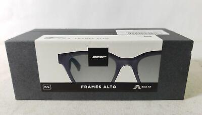 Bose Frames Alto Audio Sunglasses with Bluetooth Connectivity Black Size M/L