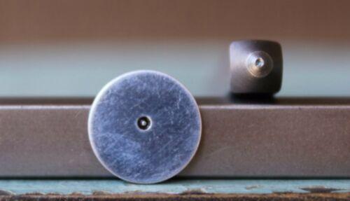 SUPPLY GUY 1mm Circle Metal Punch Design Stamp SGCH-201