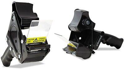 2-pack Handheld Box Sealing Tape Dispenser 3core 2wi Packing Gun Shipping Mail