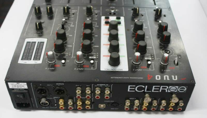 Ecler Nuo 4 Professional Audio Controller