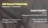 SHB General Contracting