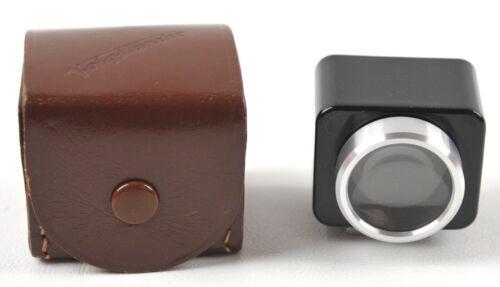 Voigtlander Kontur 24x36 Viewfinder 35mm - w/ case