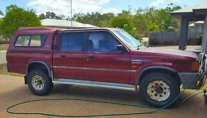 1993 Mazda B2600 Ute Burdell Townsville Surrounds Preview