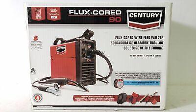 Century K3493-1 90 Amp FC90 Flux-Cored Wire Feed Welder