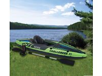 One man inflatable Kayak