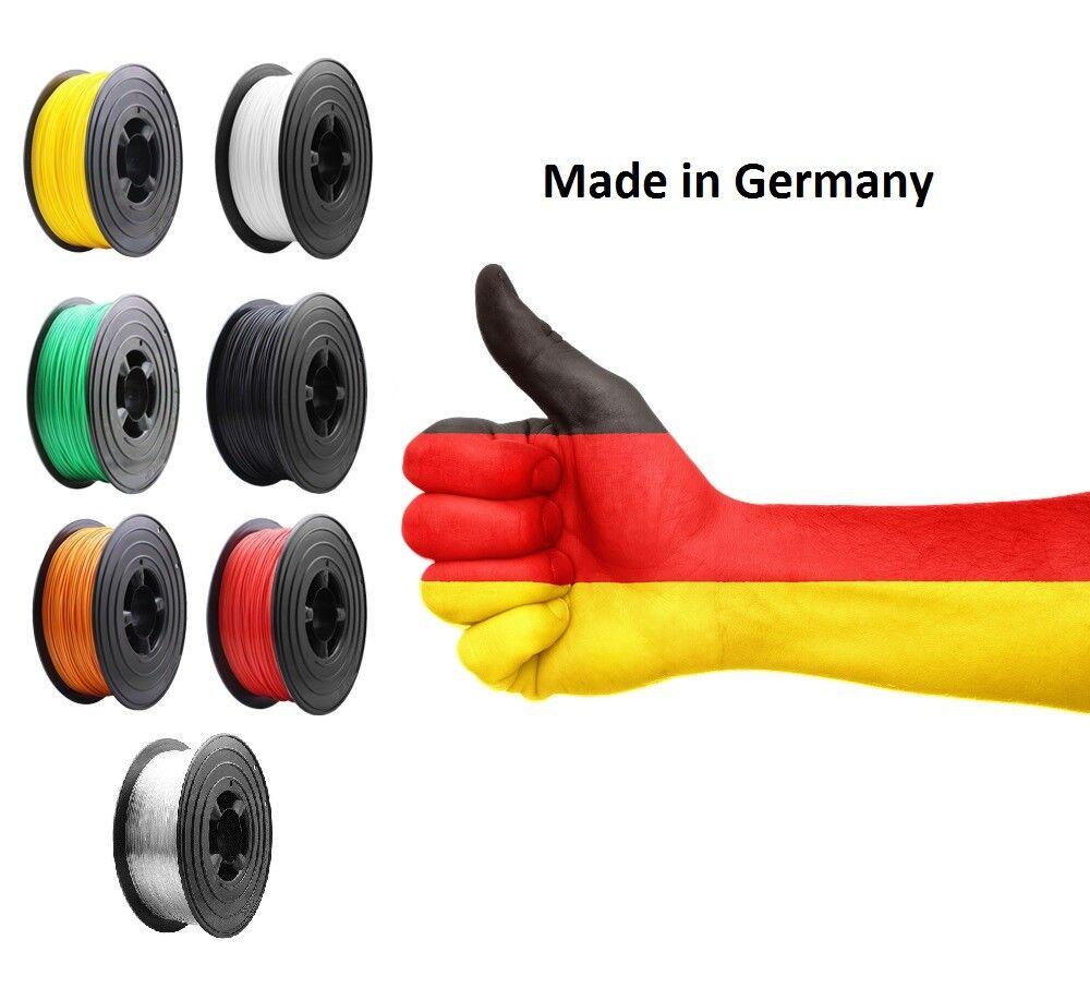 TPU Flexibel 3D Filament 1kg 1000g 1,75mm Spule Rolle für  3D Drucker
