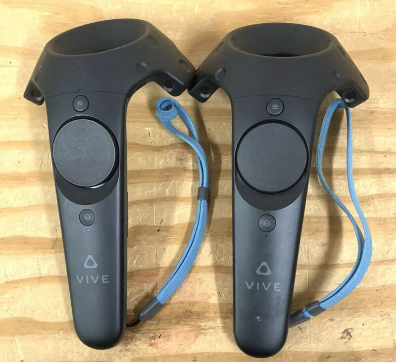 HTC Vive Wands Controllers - Cosmos Elite Edition