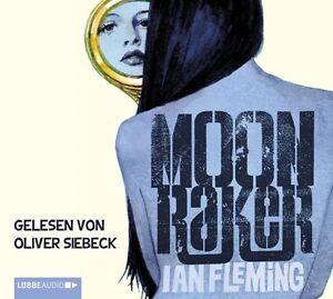 James Bond Moonraker von Ian Fleming (2013)