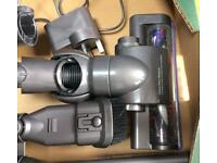 Dyson cordless Dc35 complete with new battery