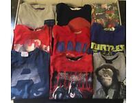 Boys aged 5-6 t-shirts