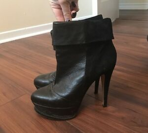 Leather and suede dolce vita size 7.5