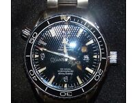 Genuine omega quantum of solace limited edition planet ocean