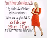 Your Pathway to Confidence - 1 Day Transformational Workshop
