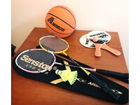 Sporting Goods, good condition (RFF)