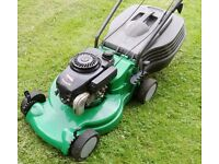 Fully Serviced SELF-PROPELLED Petrol Lawnmower