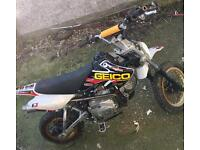 Pit bike 110cc stomp