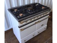 Lacanche Cluny range cooker in English Cream. RRP £4000