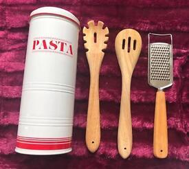 Jamie Oliver Pasta utensils