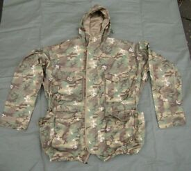 Lightweight, Kit Carry 'Arid Camo' Military Sniper Smock by Miltec Size XLarge (rrp £69.99)