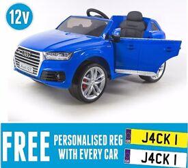 Kids Childrens Ride On Electric Battery Cars Licensed 12v, Audi , Bentley, Mercedes, Jaguar