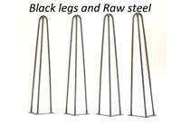 Hairpin Table legs , steel metal legs , retro style , good prices , bulk orders