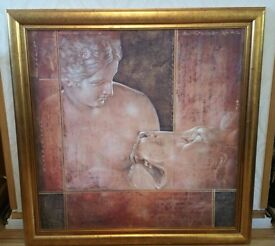 Richard Franklin Large Framed Print Fine Arts, Contemporary, Hobby, Investment, Collectable ME13
