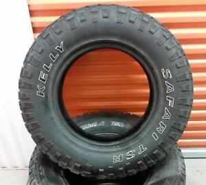 (YS17) 1 Pneu Ete - 1 Summer Tire LT245-75-17 Kelly 11/32
