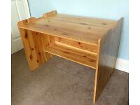 Child's Pine Desk