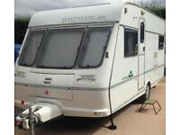 Fleetwood countryside 450/ek 2001 with full awning and extras