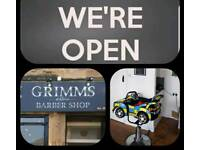 ** new barber shop in kilbarchan** now open!!