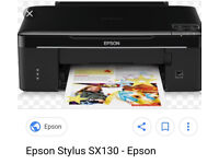 Epson Stylus SX130 Compact All in One printer scanner copier