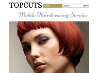 Mobile Hairdresser Leicestershire