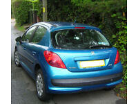 Peugeot 207 - 2006(56) - Blue - Spare or Repair