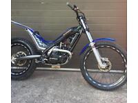2010 Sherco 125cc
