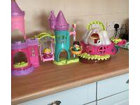 Vtech toot toot princess castle