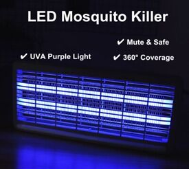 Brand New Large Powerful 30 Watt Fly Mosquito Insect Killer Zapper