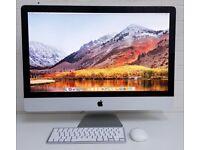 iMac 27'' inches Mid 2011, Intel Core i7 16GB RAM & 1TB HDD