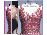25th Anniversary Edition Fashion: A History from the 18th to the 20th Century 2 Volume Set Hardcover