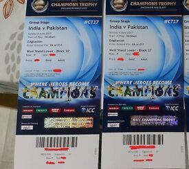 India vs Pakistan ICC Champions Trophy, GOLD standard, CHEAP