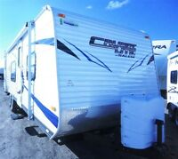 2011 Forest River Cruise Lite 28BHXL -