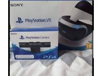 Sony PS4 VR headset & Camera